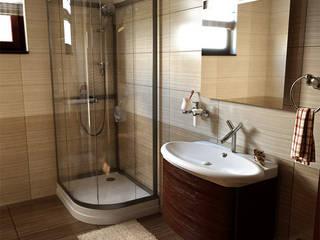 Modern Bathroom by Kitole Modern