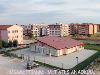 ABCDE Geleceğim Eğitimde Projesi 1. Anaokulu Modern Okullar Bersa İç ve Dış Ticaret Ltd. Şti. Modern