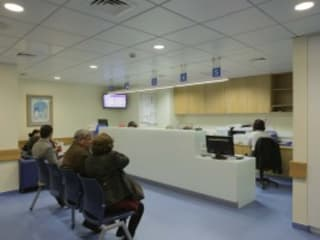Hospital CUF Descobertas Aura Light Hospitais modernos