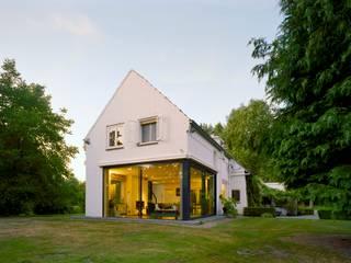 verbouwing woonhuis Moderne huizen van JMW architecten Modern