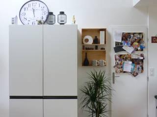Кухня в стиле модерн от Amélie Jodeau Architecte Модерн