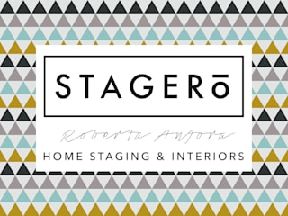 scandinavian  by Studio StageRô di Roberta Anfora - Home Staging & Photography, Scandinavian