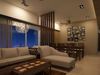by Prism Architects & Interior Designers Asian