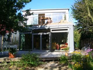 Modernes Einfamilienhaus Moderne Häuser von buttler architekten Modern