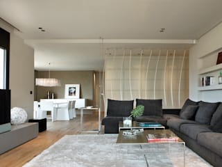 ruiz narvaiza associats sl Modern living room