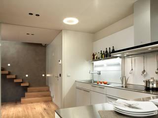 Cocinas de estilo  por ruiz narvaiza associats sl, Moderno
