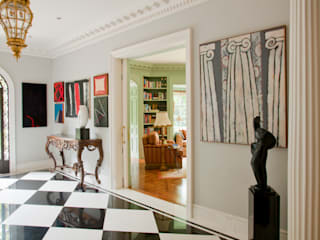 Corridor & hallway by Allan Malouf Arquitetura e Interiores, Classic