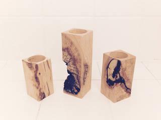 Holzlichter von Anna-Katharina Ledwa Klassisch