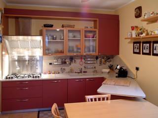 Restyling Cucina:  in stile  di Lilea Design