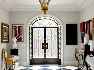 Allan Malouf Arquitetura e Interiores Classic windows & doors