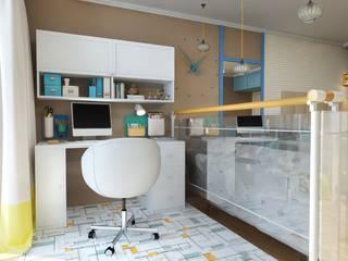 Dormitorios infantiles de estilo  de Katerina Butenko, Ecléctico
