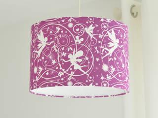 Lampenschirm Elfen - alle Farben möglich von Lieblings-Lampenschirme Klassisch