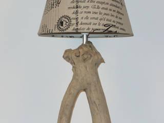 Meister Lampe Living roomLighting Wood