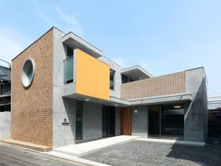 Ausgefallene Häuser von TEAM-ASO EXa Planning Ausgefallen