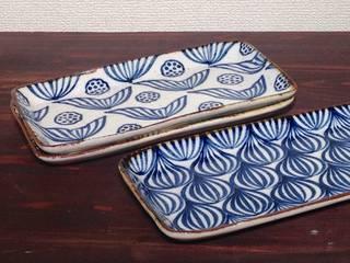 和にも洋にも合うシカク皿: キカキカクが手掛けたです。