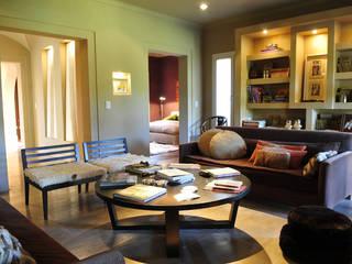 Encuentro Estudio Moron Saad Livings modernos: Ideas, imágenes y decoración
