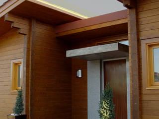Moradia no Cadaval MIGUEL VISEU COELHO ARQUITECTOS ASSOCIADOS LDA Modern windows & doors