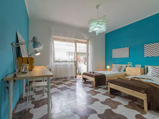 Erina Home Staging Chambre moderne