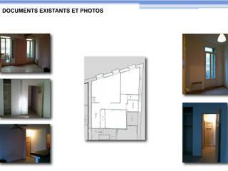 Rénovation appartement Clévacances:  de style  par Di Martino Architectural Management