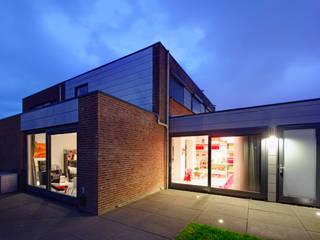 uitbreiding woonhuis Moderne huizen van JMW architecten Modern