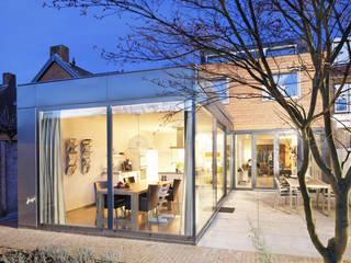 uitbreiding woonhuis Moderne eetkamers van JMW architecten Modern