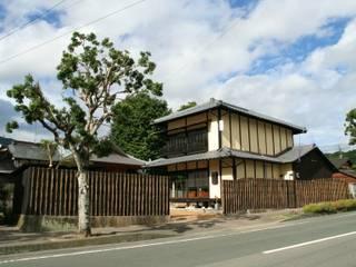 内子町の古民家再生: 宮田建築設計室が手掛けたです。,