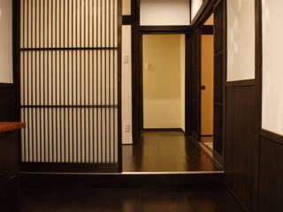 アフター(玄関): 宮田建築設計室が手掛けたです。