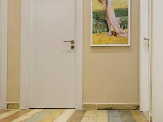 Özdemir Hukuk Bürosu Eklektik Duvar & Zemin Mozeta Mimarlık Eklektik