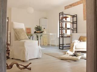 Progetto Vivere lo Stile Livings de estilo moderno