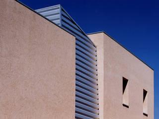 Godinho's House:  Walls by Ressano Garcia Arquitectos