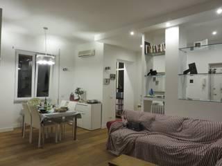 """Casa """"Garbata"""" Soggiorno moderno di Architetto Roberta Rinaldi Moderno"""