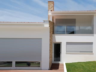 Watching House Modern houses by Ressano Garcia Arquitectos Modern
