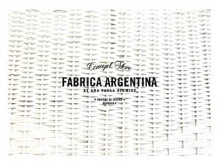 Textiles Únicos!:  de estilo  por FabricaArgentina