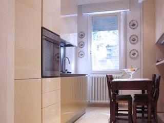 Moderne Küchen von baustudio Modern