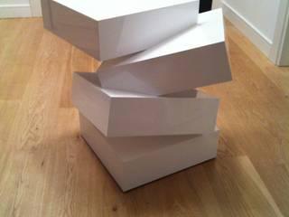 ALB EBANISTERÍA - ARQUITECTURA INTERIOR Living roomSide tables & trays