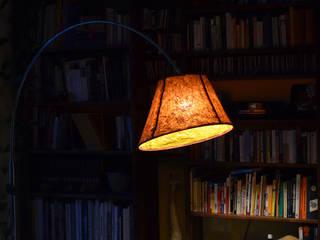 Genähte Lampenschirme Ausgefallene Wohnzimmer von espo-leuchten Ausgefallen