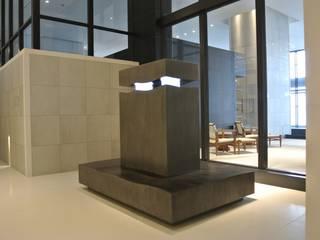 Andaz Tokyo 37th Floor Sculpture アッシュ・ペー・フランス株式会社 モダンな スパ