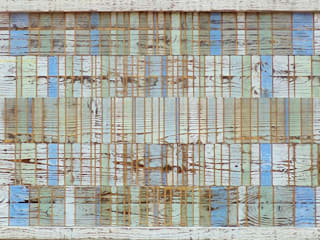 pannelli-testata letto in legno:  in stile  di Testadilegno