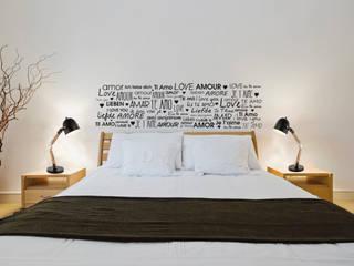 Dormitorios de estilo  de Class Iluminación