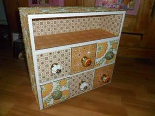 Schubladenschrank Vintage:   von casa-creativa