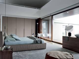 Novamobili Schlafzimmer Notte: moderne Schlafzimmer von Livarea