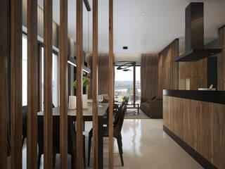 OFD architects ห้องทานข้าว