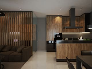 Kitchen by OFD architects