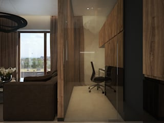 Study/office by OFD architects
