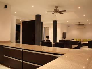 Casas modernas de homify Moderno Ladrillos