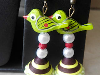 Earring: classic  by Alyth Creations,Classic