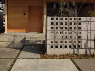 「土間のある小さくて広い家」: 尾脇央道(重川材木店)が手掛けた家です。,