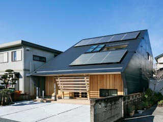 Houses by 株式会社タバタ設計,