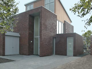 Dick van Aken Architectuur Case moderne