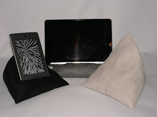 E-Bookstütze Petra Popp WohnzimmerAccessoires und Dekoration Textil Schwarz